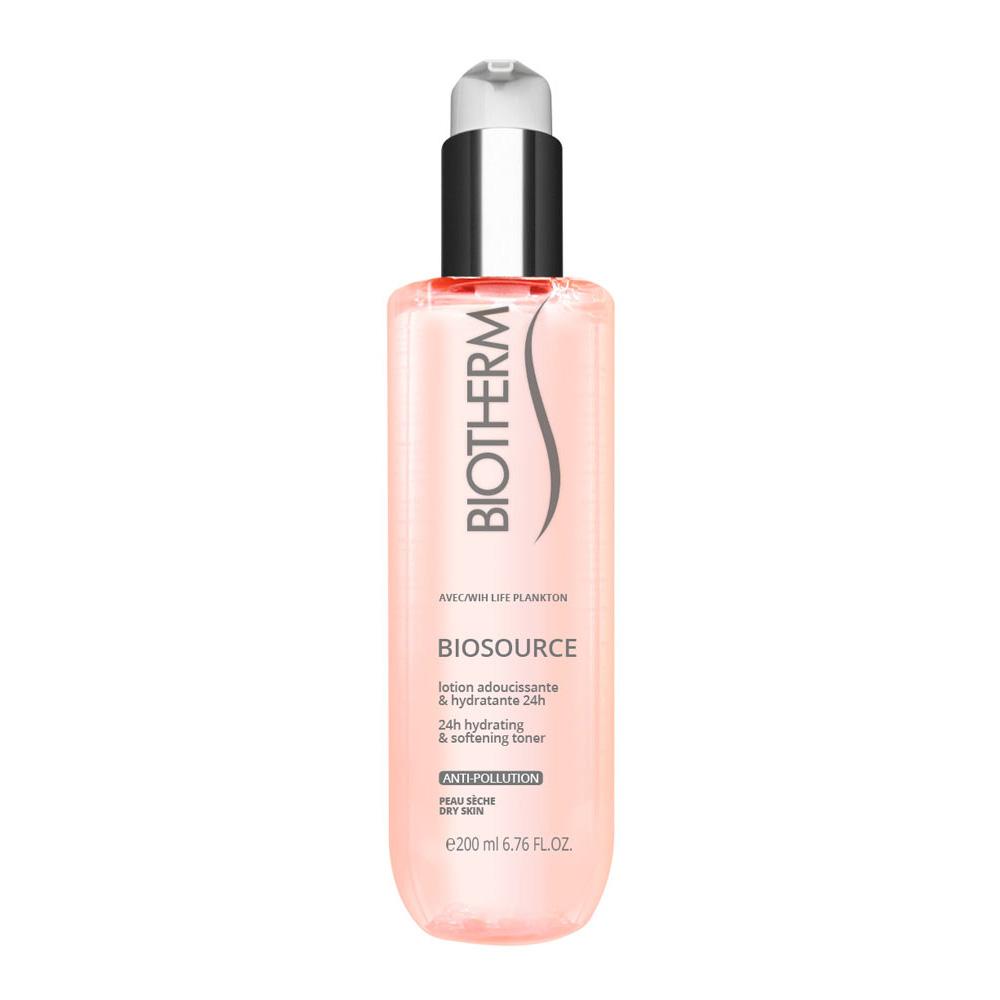 Biotherm Biosource lotion adoucissante  tonico viso pelle secca 200 ml