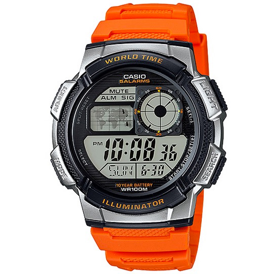 Orologio uomo Casio AE1000W4B  YOUTH DIGITAL
