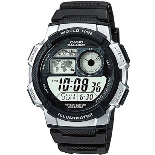 Orologio uomo Casio AE1000W1A2 YOUTH DIGITAL