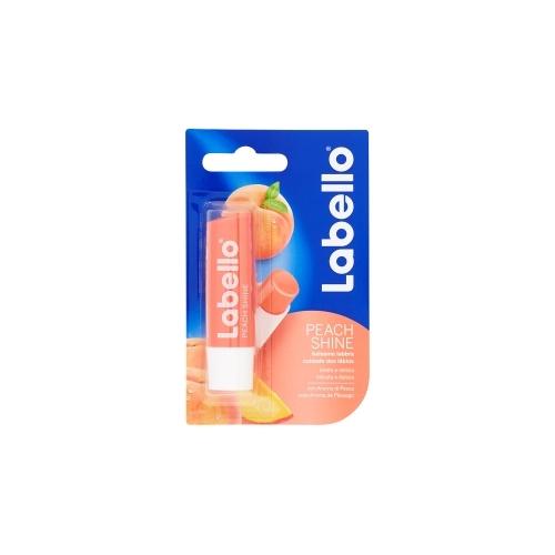 Labello  Peach shine  balsamo labbra pesca