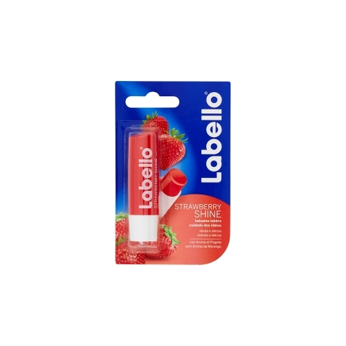Labello Burrocacao Fruity Shine Strawberry