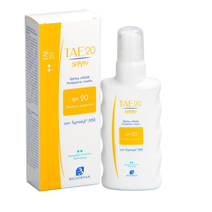 TAE 20 SPRAY SOLARE 150ML