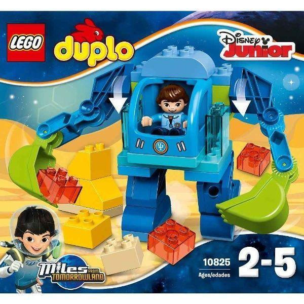 Lego Duplo Lesoscheletro di Mike