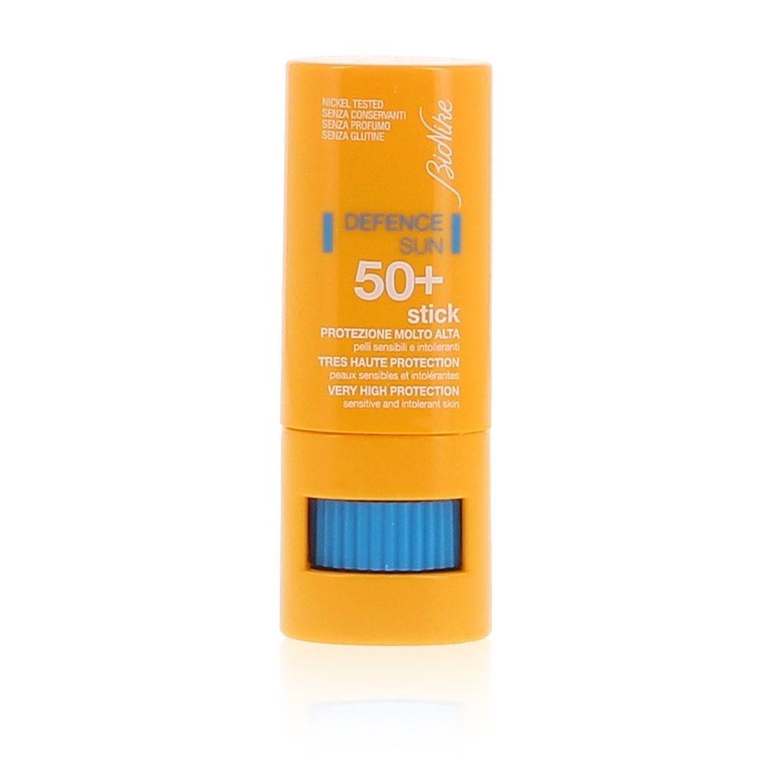 Bionike Defence Sun Stick Solare Spf 50 Protezione Alta 8g