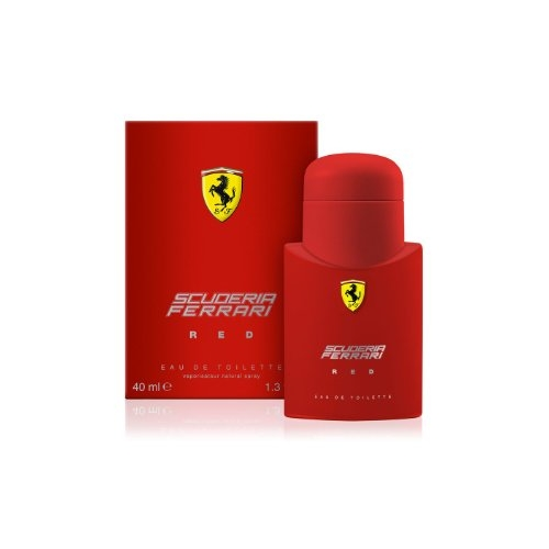 Ferrari Red Eau de toilette 40 ml VAPO