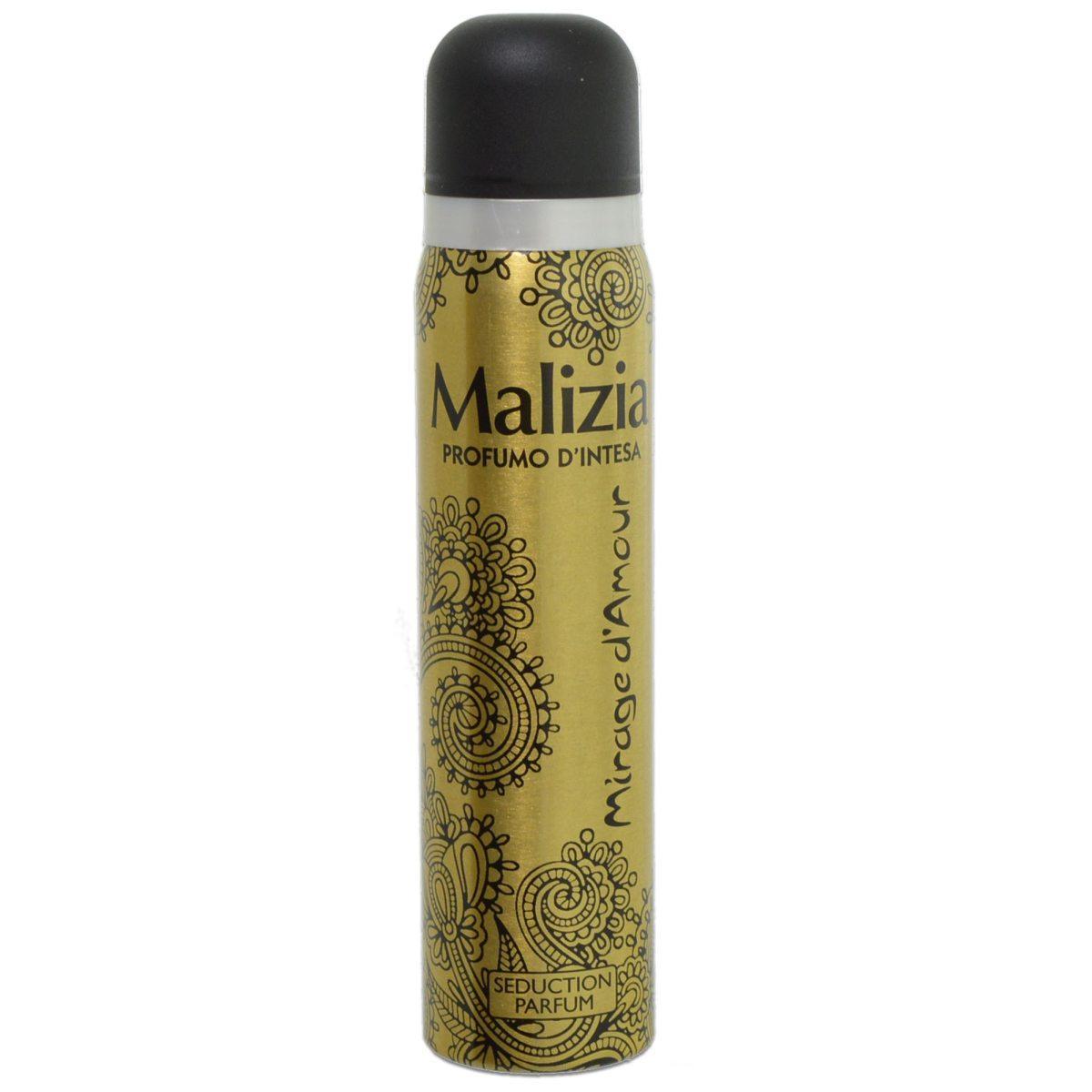 Malizia Deodorante Per Donna Mirage dAmour Spray Da 100 Ml