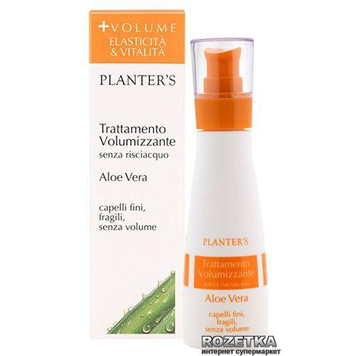 Planters Aloe Vera Trattamento Volumizzante per Capelli Sottili 100ml