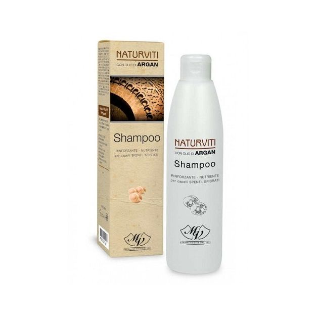 NATURAVITI SHAMPOO ARGAN 250ML VITI