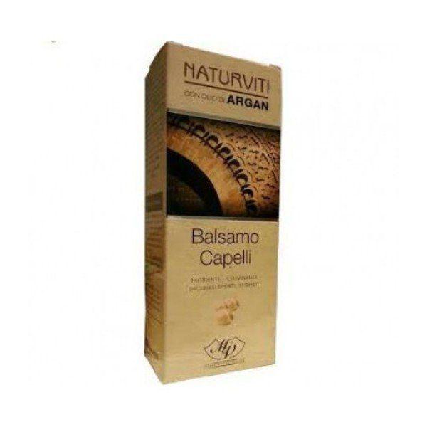 Naturviti Balsamo capelli argan 200ml