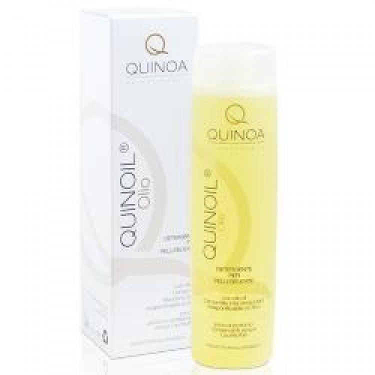 Quinoa Quinoil Olio Bagno 250 ml