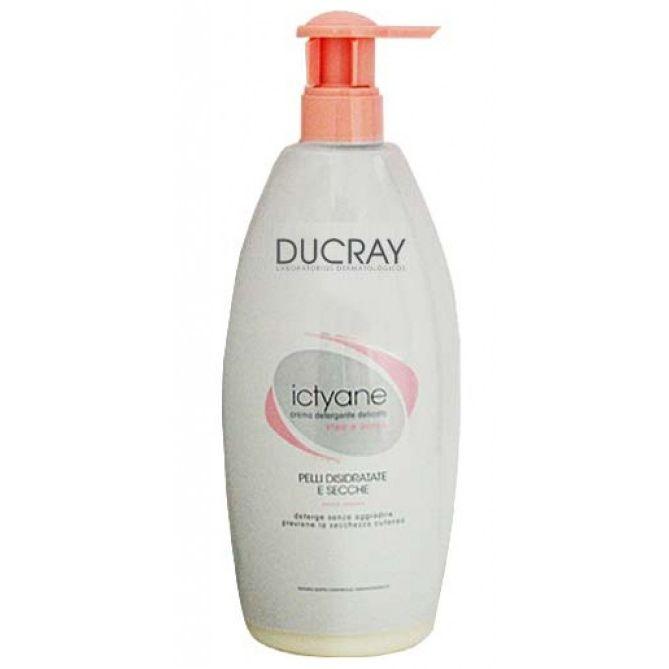 Ducray Ictyane Crema Detergente 500 ml