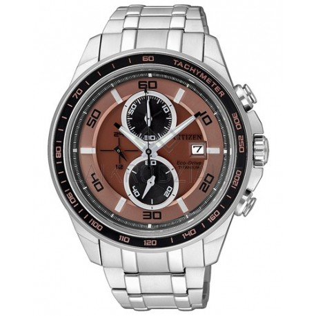 Orologio Citizen CA034756W SUPER TITANIO