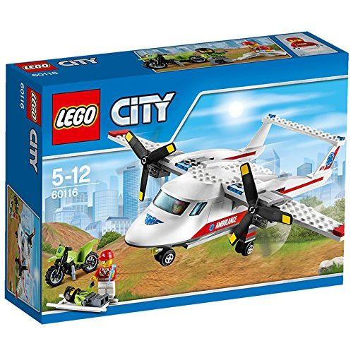 LEGO City Great Vehicles  AereoAmbulanza