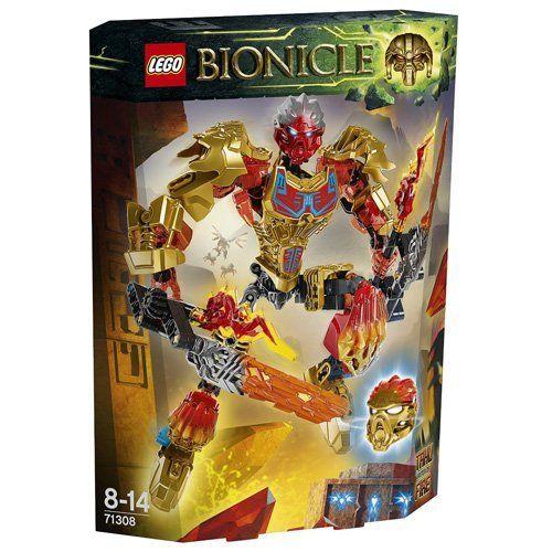 LEGO  Bionicle Tahu Unificatore Del Fuoco