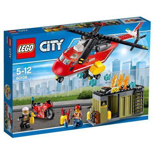 LEGO   City Pompieri Unit di Risposta Antincendio