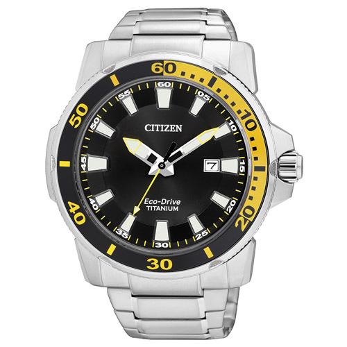 Orologio uomo Citizen AW122658E SPORT TITANIO