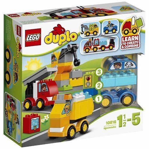 LEGO Duplo  I Miei Primi Veicoli
