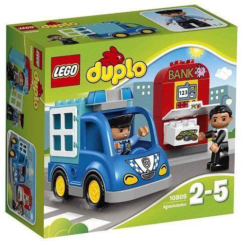 LEGO Duplo Auto Della Polizia