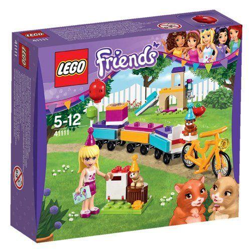 LEGO  Friends Il Trenino Delle Feste