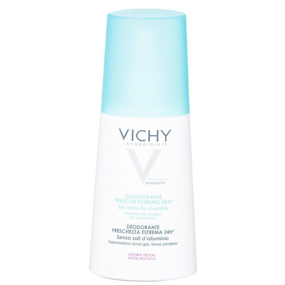 Deodorante freschezza fruttata di Vichy Deodorante Donna  Spray 100 ml