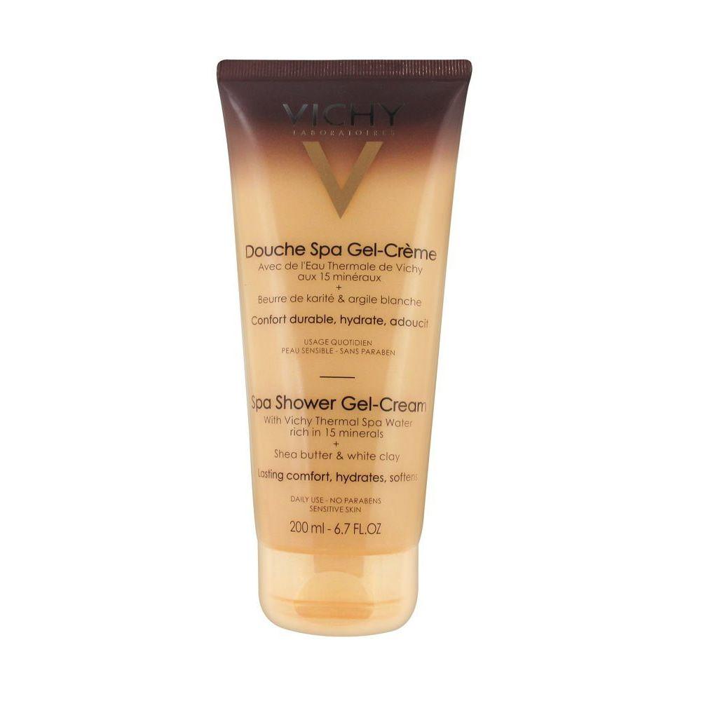Vichy Douche Mineral Gel Cream Tonificante 200ml