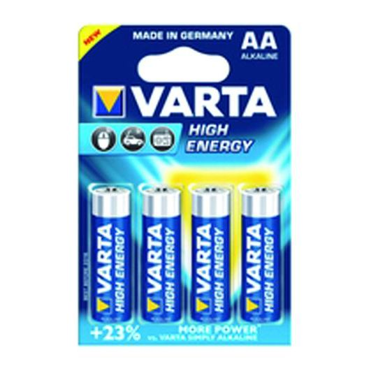 PILE VARTA HIGHENERGY STILO 4PZ LR06