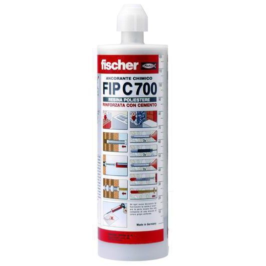 ANCORANTE CHIMICO FISCHER 93446 FIP C700 HP ML 400