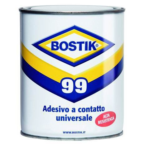 ADESIVI BOSTIK 99 PER LAMINATI PLASTICI ML 850