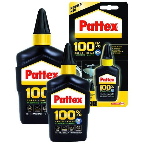 ADESIVI PATTEX COLLA100 GR 200