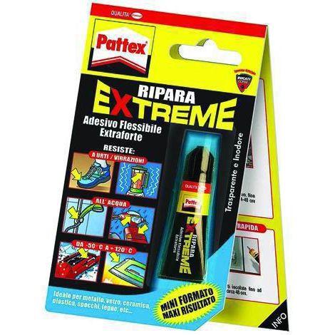ADESIVI PATTEX RIPARA EXTREME GR 8