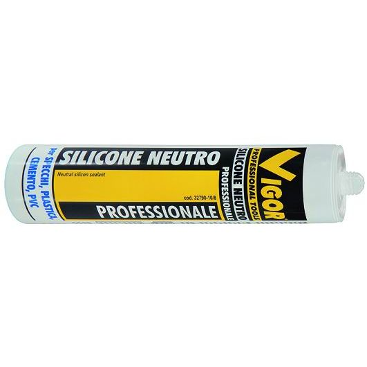 SILICONE VIGOR SEALANT NEUTRO ML 280