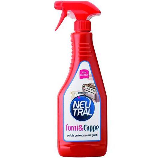 DETERGENTI NEUTRAL SPRAY FORNI E CAPPE ML 500