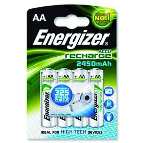 PILE ENERGIZER ACCURECHARGE STILO 4PZ 24502300