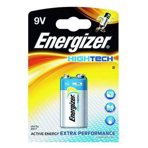PILE ENERGIZER HIGHTTECH ALK TRANSISTOR 1PZ 6LR61 EM22