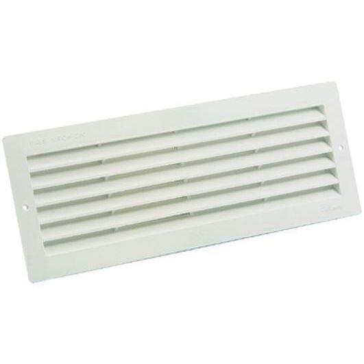 GRIGLIA AERAZIONE PVC CON RETE ART PR3713B MM370X130