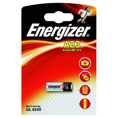 PILE ENERGIZER STDALCALINE BARILOTTO 12V A 23