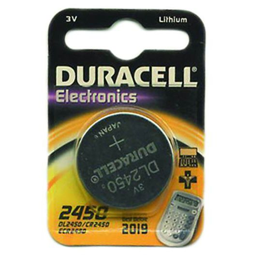 PILE DURACELL SPECIAL LITIO 3V CR 2450