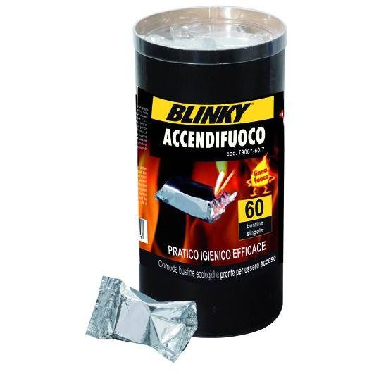 ACCENDIFUOCO BLINKY BARATTOLO 60 BUSTINE