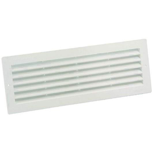 GRIGLIA AERAZIONE PVC CON RETE BLISTER ART PR3713X MM370X130