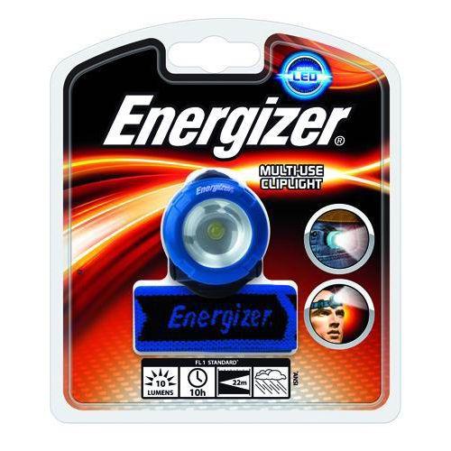 TORCIA ENERGIZER FRONTALI SPOTLED LIGHT