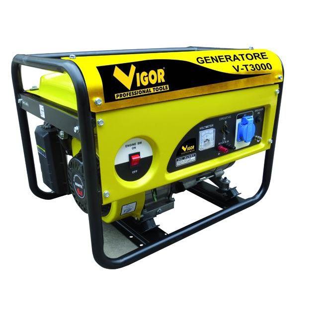 GENERATORE VIGOR VT3000 4T KVA 20