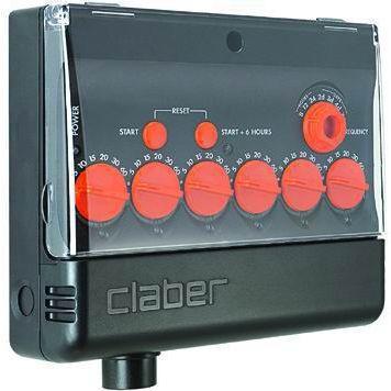 COMPUTER CLABER DIGITALI MULTIPLA6 AC22024V 80188058