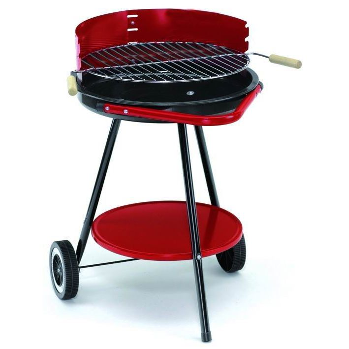 BARBECUES BLINKY RONDY48 CON RUOTE DIACM 48
