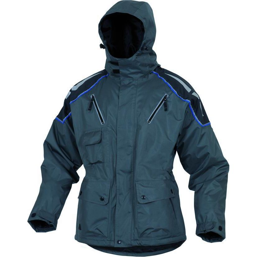 GIACCA PARKA PANOPLY WINTER RUSSEL GRIGIO TG XL