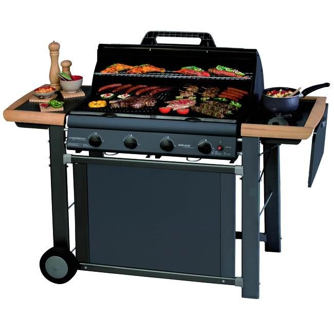 BARBECUES CAMPINGAZ A GAS ADELAIDE 4 CLASSIC KW 21