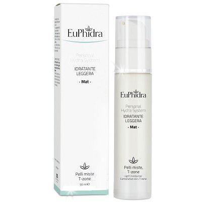 EuPhidra Personal Hydra SystemCrema idratante antiossidante leggera per pelli miste