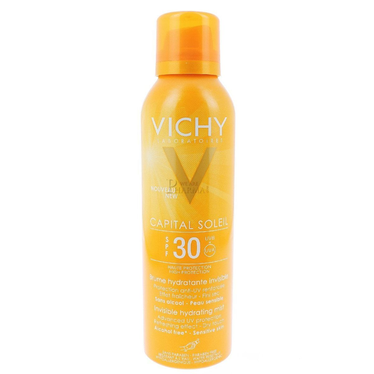 VICHY Spray Solare Capital Soleil Spf30 200 ml