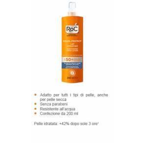 Roc Soleil Protect Corpo Lozione Spray Idratante SPF50