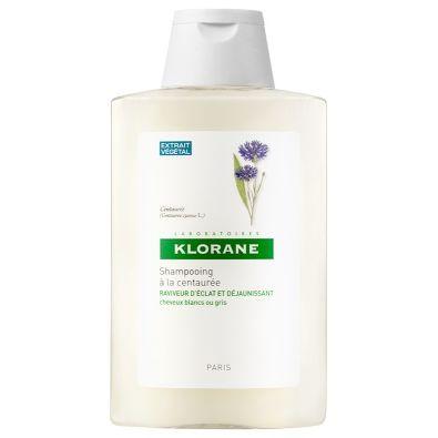 Klorane Shampoo Riflessi Argentati Alla Centaurea 200 ml