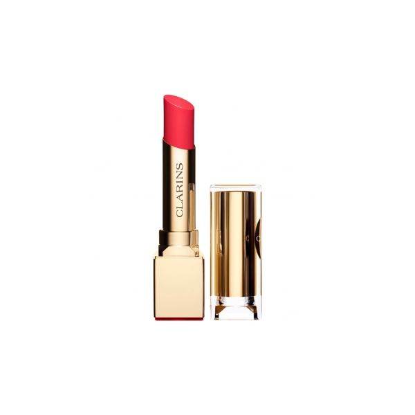 Clarins  Rouge eclat  rossetto 23 hot rose